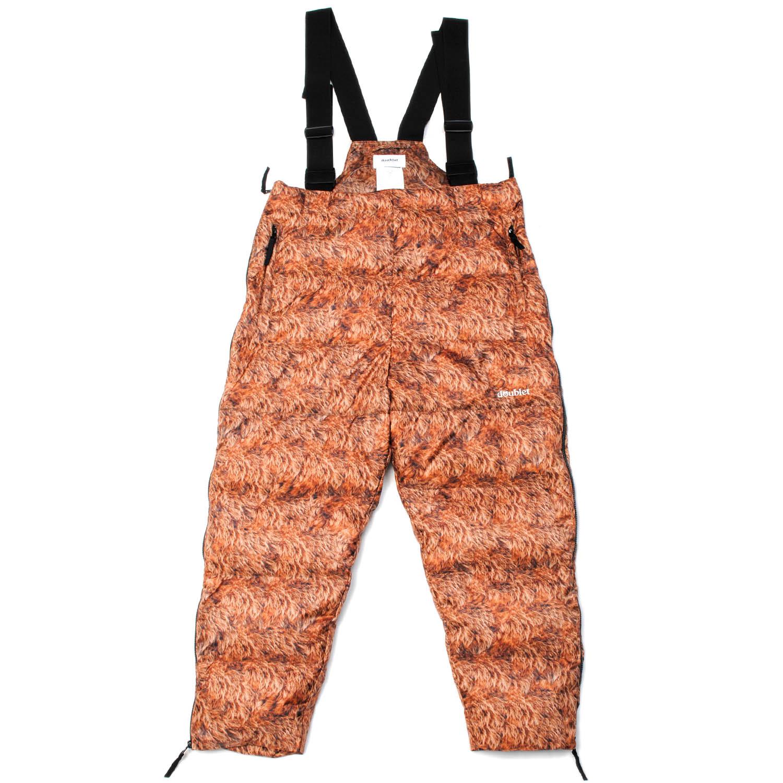 Bear Animal Costume Down Pants